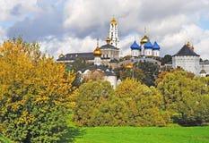 Trinity Lavra Of Saint Sergius, Russia Stock Photography