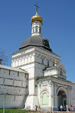 Trinity Lavra of St. Sergius - the largest Orthodox male monastery in Russia Stock Image