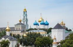 Trinity Lavra of St. Sergius Royalty Free Stock Image