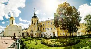 Trinity Lavra of St. Sergius Stock Image