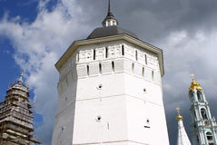 Trinity Lavra of St. Sergius in Sergiyev Posad Stock Image