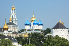Trinity Lavra of St. Sergius, Sergiyev Posad, Russia Royalty Free Stock Photography