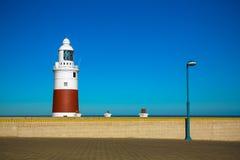 Trinity Lighthouse - Gibraltar Royalty Free Stock Image