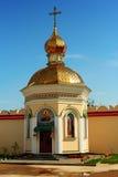 Trinity Monastery chapel Royalty Free Stock Photography