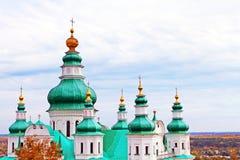 Trinity Monastery, Chernigov Stock Image