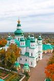 Trinity Monastery, Chernigov, Ukraine Royalty Free Stock Photo