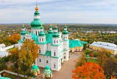 Trinity Monastery, Chernigov, Ukraine Stock Image