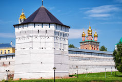 Trinity monastery in Sergiyev Posad (Golden Ring of Russia) Royalty Free Stock Photography