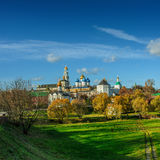 Trinity Sergius Lavra Stock Photography