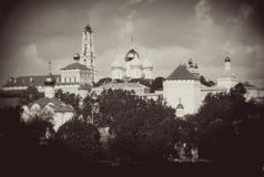 Trinity Sergius Lavra Royalty Free Stock Photography