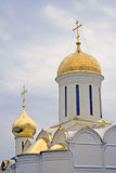 Trinity Sergius Lavra in Russia.  Royalty Free Stock Image