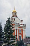 Trinity Sergius Lavra in Russia.  Royalty Free Stock Images