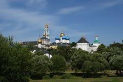 Trinity Sergius Lavra in Sergiev Posad Royalty Free Stock Image