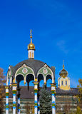 Trinity Sergius Lavra in Sergiev Posad - Russia Stock Photography