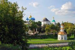 Trinity Sergius Lavra, Sergiev Posad, Russia. UNESCO World Herit Stock Image