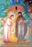 Trinity Sergius Lavra, Sergiev Posad, Russia. UNESCO Heritage. Stock Photography