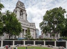 Trinity Square Gardens London Stock Photos