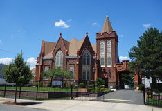Trinity Tabernacle Church in Brooklyn, New York Royalty Free Stock Photography