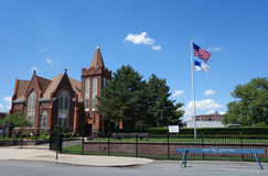 Trinity Tabernacle Church in Brooklyn, New York Stock Photo