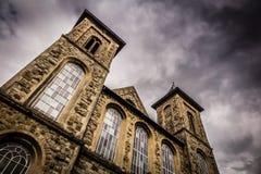 Trinity United Reformed Church Royalty Free Stock Photo