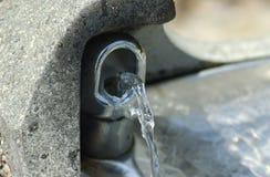 Trinkbrunnen Stockbild