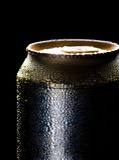 Trinken Sie in der Querneigung den abgedeckten Tau Lizenzfreie Stockbilder