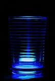 Trinkende Gläser 3 lizenzfreie stockfotos