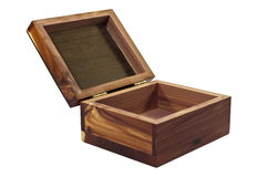 Trinket Box Open Royalty Free Stock Photography