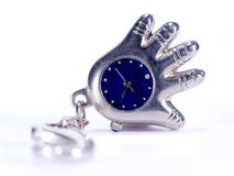 Trinket clock Royalty Free Stock Photography