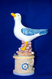 Trinket seagull Royalty Free Stock Images