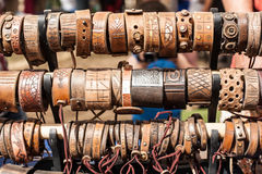 Στάση με τις διακοσμήσεις και trinkets Στοκ εικόνες με δικαίωμα ελεύθερης χρήσης