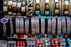 Trinkets and jewelry 4 Stock Images