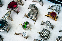 Trinkets and jewelry 9 Stock Photography