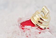 Trinkets - snowflakes Stock Photos