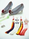 Trinkets tradicionais Foto de Stock Royalty Free