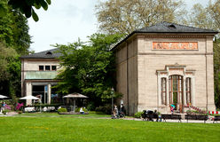 The Trinkhalle in Baden Baden Stock Photo