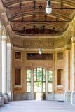 Trinkhalle, casa de bomba en el complejo del balneario de Kurhaus en Baden-Baden Foto de archivo