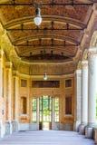 Trinkhalle, casa de bomba en el complejo del balneario de Kurhaus en Baden-Baden Fotos de archivo libres de regalías