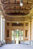 Trinkhalle, casa de bomba no complexo dos termas de Kurhaus em Baden-Baden Foto de Stock