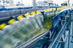 Trinkt Produktionsanlage in China Stockbild
