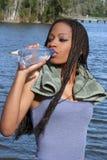 Trinkwasser 2 Stockfoto