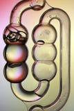 Trinkwasserbrunnenluftschleuse Stockfotografie