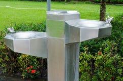 Trinkwasserstation Lizenzfreie Stockfotos