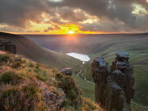 The Trinnacle, Saddleworth Moor Royalty Free Stock Photo
