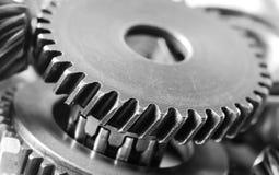 Trinquetes mecánicos imagenes de archivo