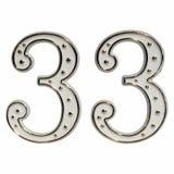 Trinta e três 33 Imagens de Stock Royalty Free
