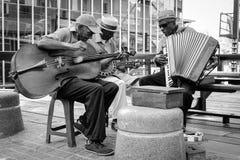 Trio africano fotografia stock