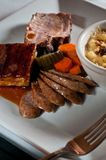 Trio da carne de porco Imagens de Stock Royalty Free