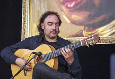 Trio de Juan Lorenzo Images libres de droits