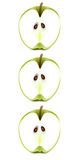 Trio del Apple. Fotografia Stock Libera da Diritti